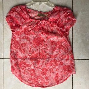 Princess Vera Wang top / blouse